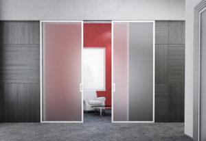 aluma - алюминиевые раздвижные двери