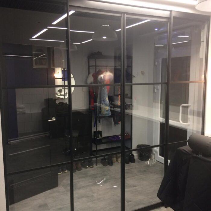 Зонирование помещения