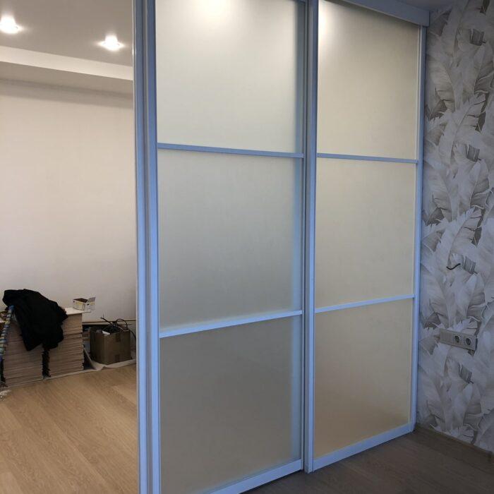Тандемная раздвижная дверь